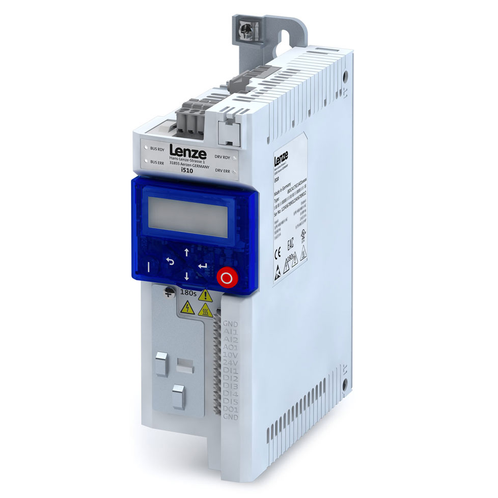 Lenze 0.55kW 1PH I51AE155B10010000S AC Inverter